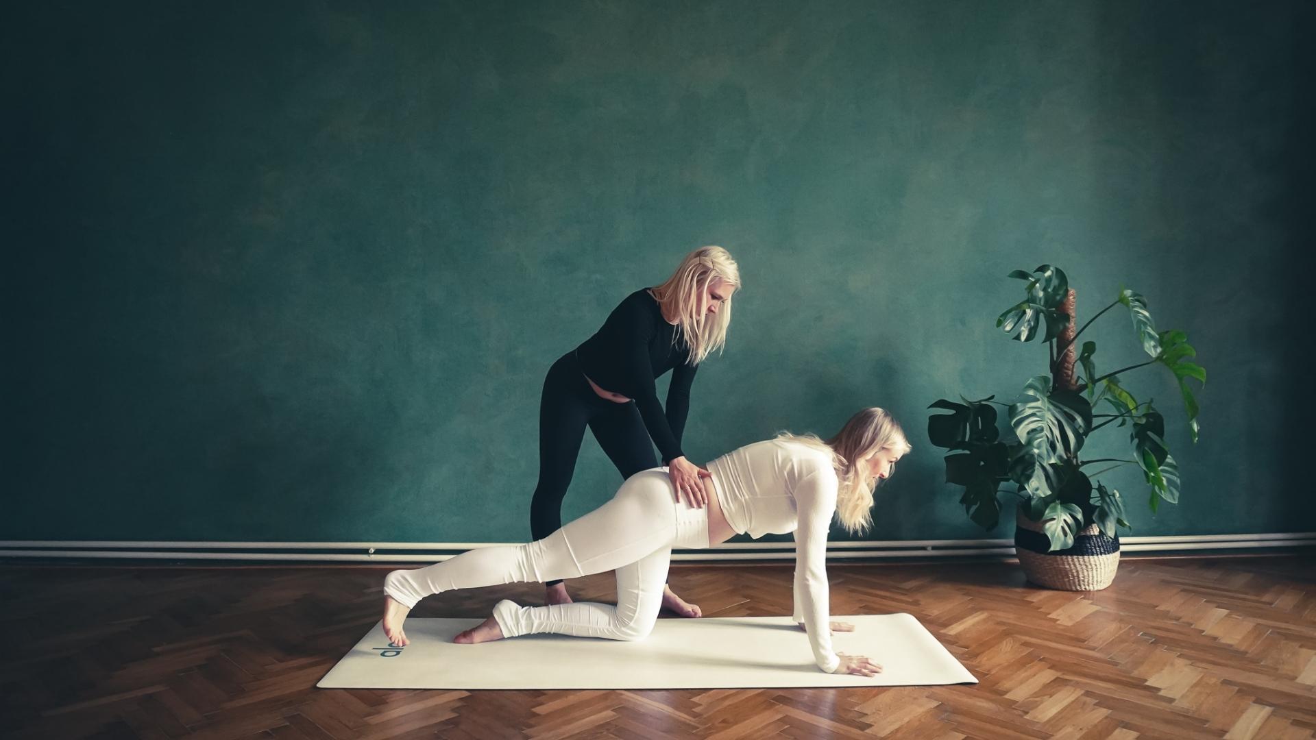 4. Yogaworkout pro těhotné