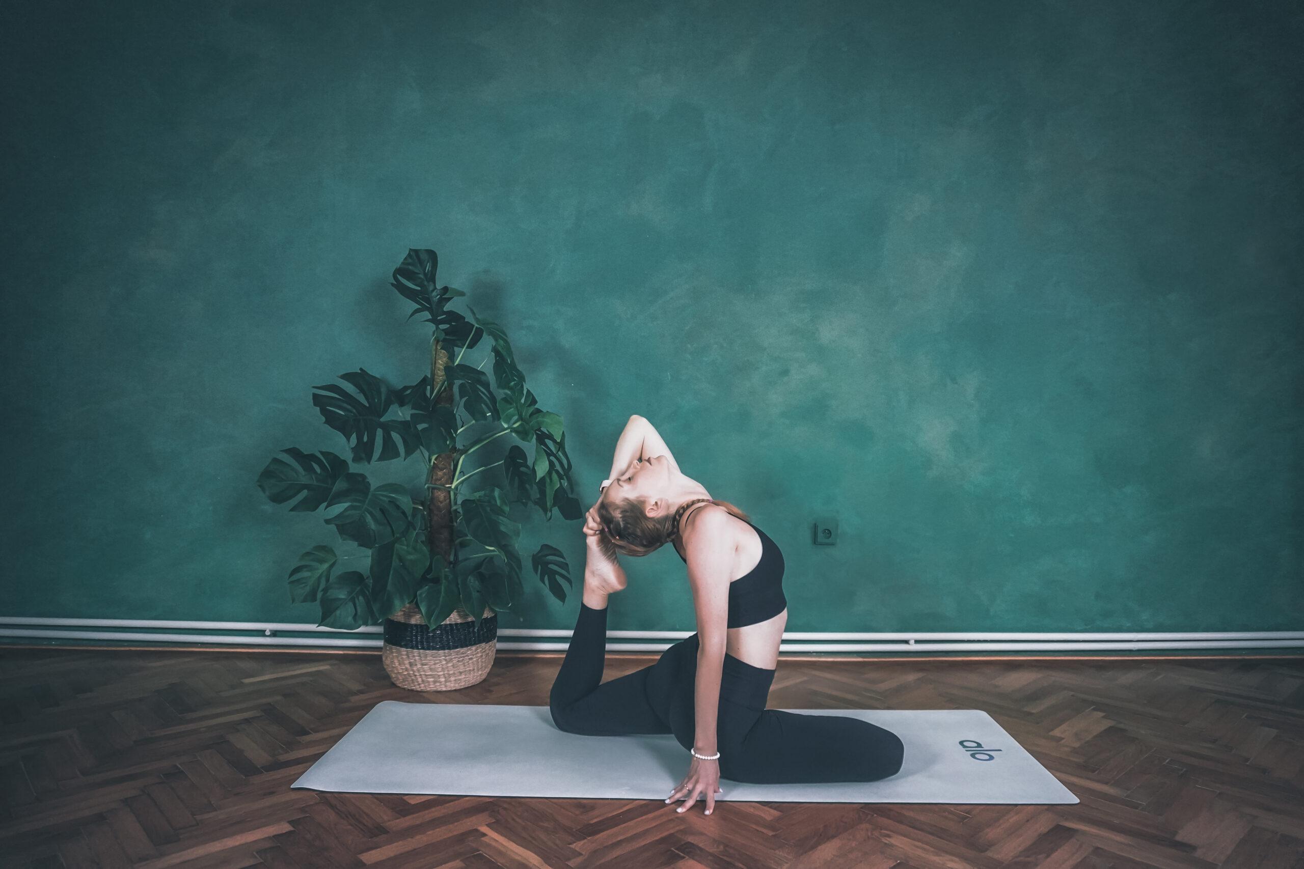 1. Heart Opening Vinyasa Flow Yoga