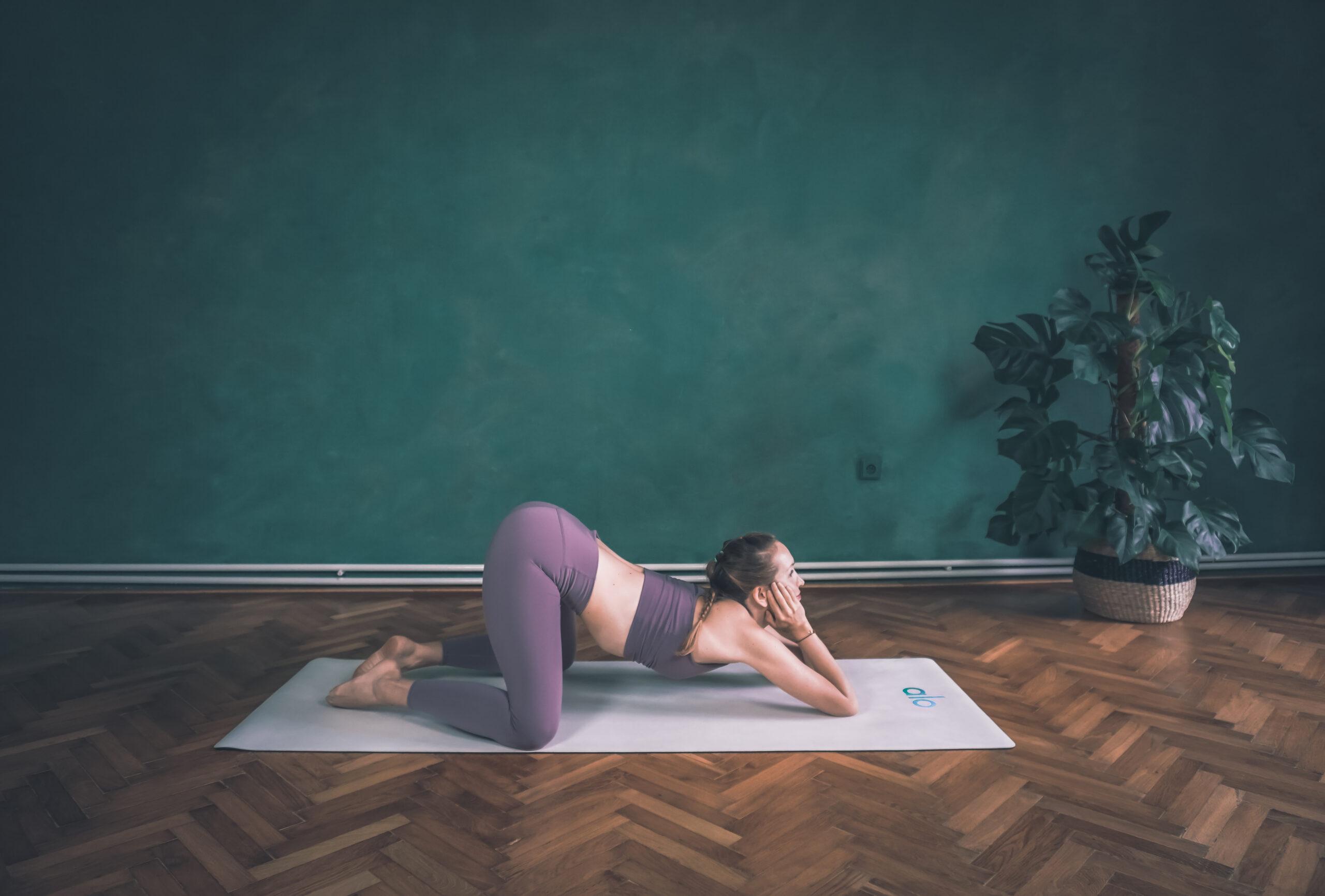 1. Yoga pro ranní probuzení